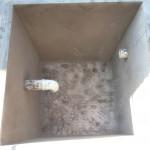 3 Instalação de esgoto barração